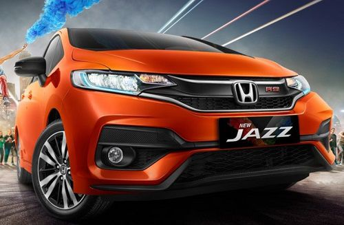 Review New Honda Jazz Facelift