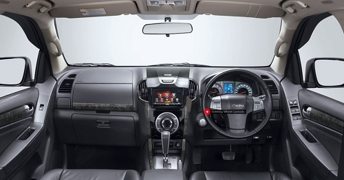 Review New Isuzu MU-X Premiere