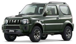 Review Suzuki Jimny