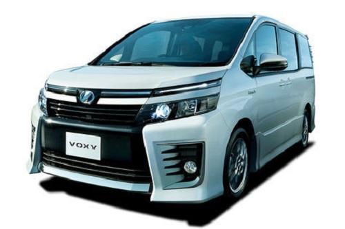 Spesififikasi Dan Harga Toyota Voxy