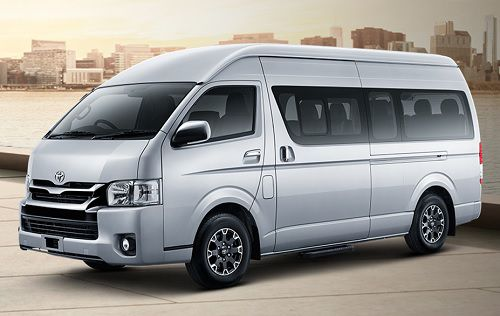 Spesifikasi Dan Harga New Toyota Hiace
