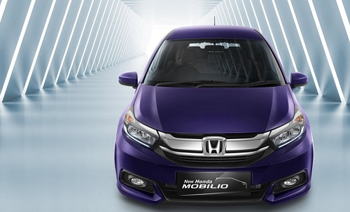Warna Baru New Honda Mobilio RS Facelift