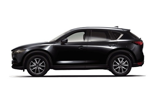 Desain All New Mazda CX-5
