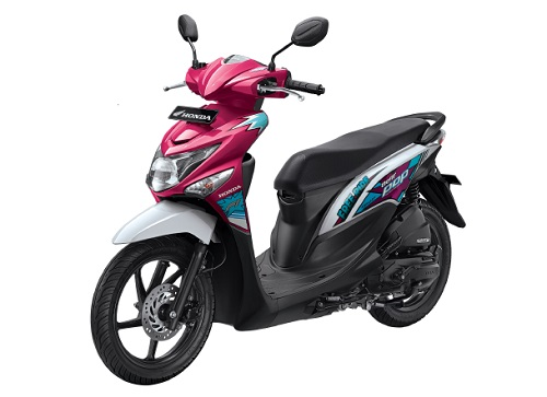 Harga All New Honda Beat Pop