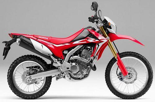 Harga Honda CRF250L