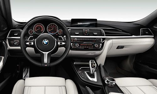 Interior BMW M3 Sedan