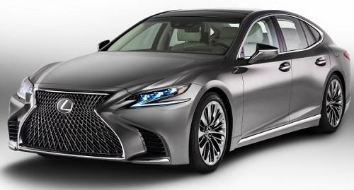 Lexus LS 500 hL