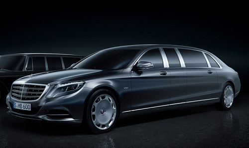 Mercedes Benz S660 Guard