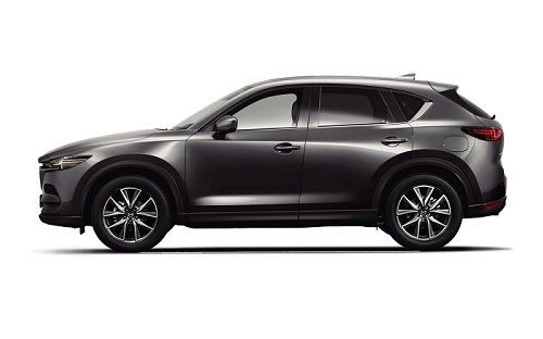 Review All New Mazda CX-5