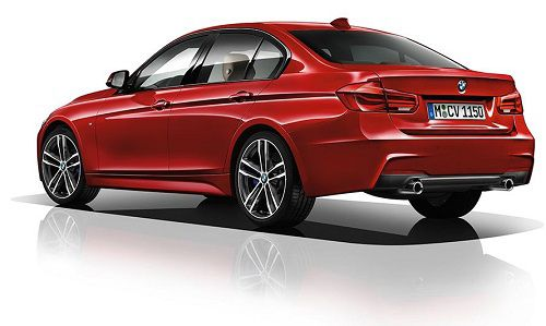 Review BMW M3 Sedan