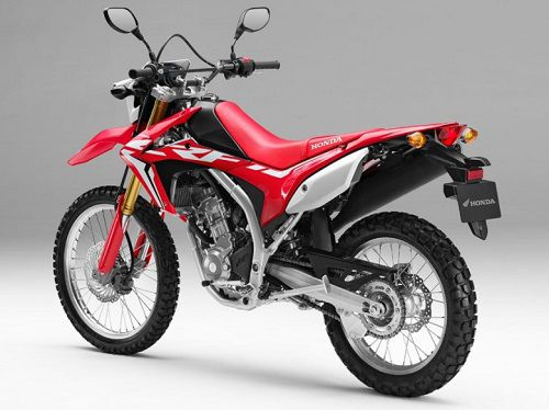 Review Honda CRF250L
