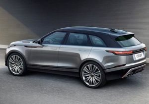 Review Range Rover Velar