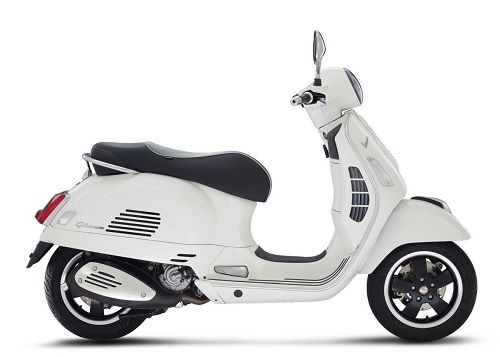 Review Vespa GTS 300