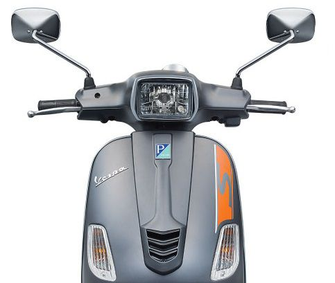 Review Vespa S 125
