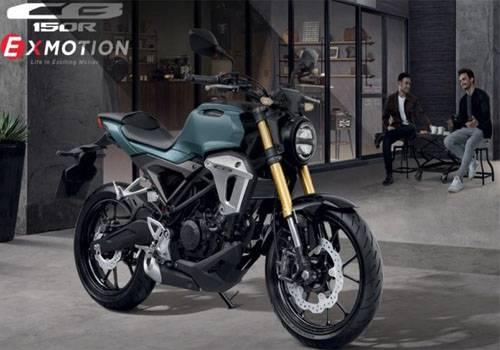 Spesifikasi dan Harga Honda CB150R ExMotion