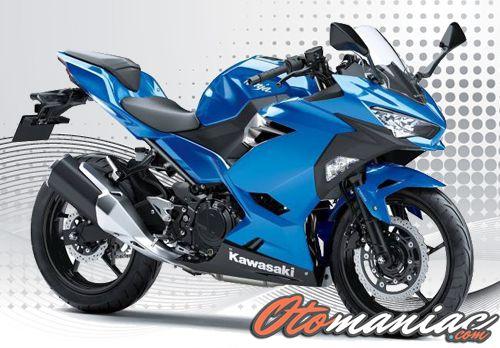 Fitur All New Kawasaki Ninja 250 2018