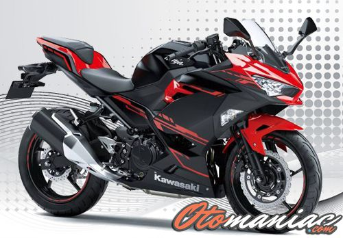 Harga All New Kawasaki Ninja 250 2018