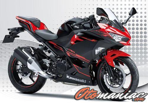 Harga All New Kawasaki Ninja 250 2018