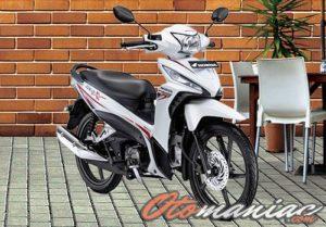 Harga Honda Revo X