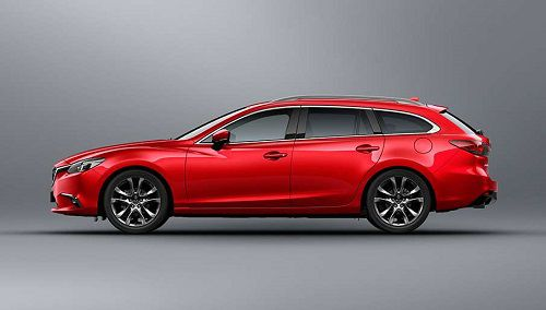 Harga New Mazda 6 Estate
