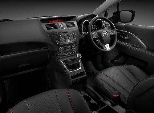 Interior New Mazda 5