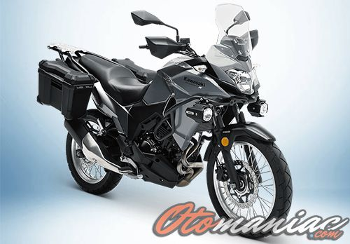 Motor Kawasaki Versy-X 250