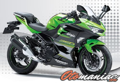 Review All New Kawasaki Ninja 250 2018