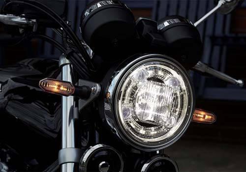 Review Honda CB1100 CC