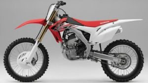 Review Honda CRF150