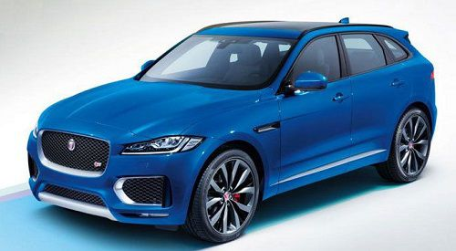 Review Jaguar F-PACE