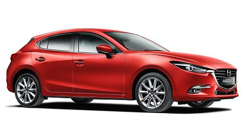 Review New Mazda 3