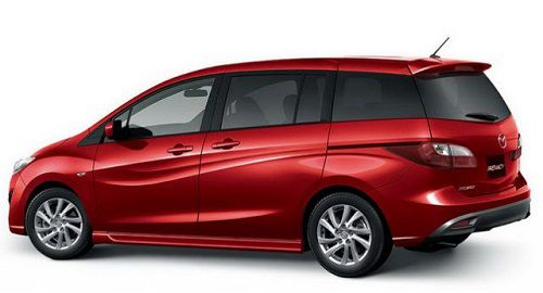 Review New Mazda 5