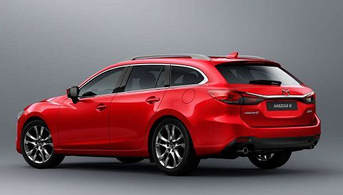 Review New Mazda 6 Estate