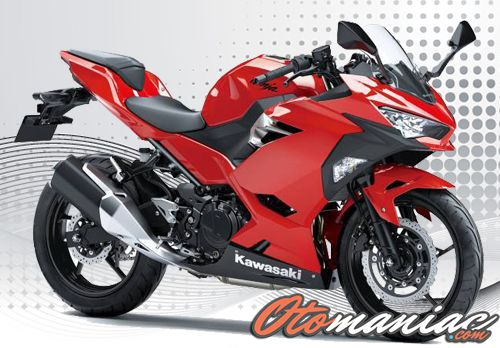 Spesifikasi All New Kawasaki Ninja 250 2018