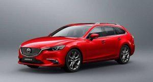 Spesifikasi Dan Harga New Mazda 6 Estate