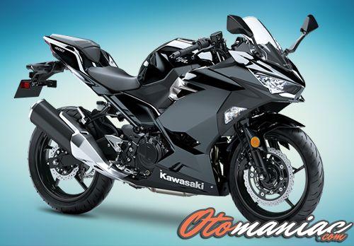 Spesifikasi dan Harga All New Kawasaki Ninja 250 2018