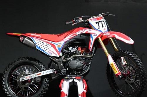 Spesifikasi dan Harga Honda CRF150