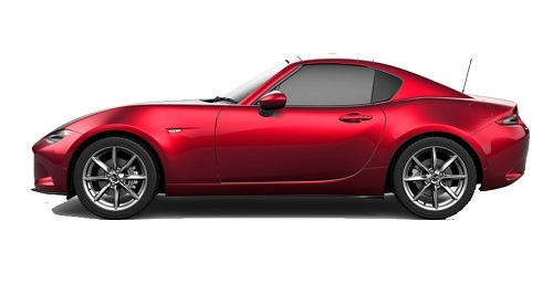 Harga All New Mazda MX-5 RF