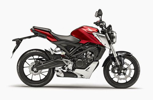 Harga Honda CB125R