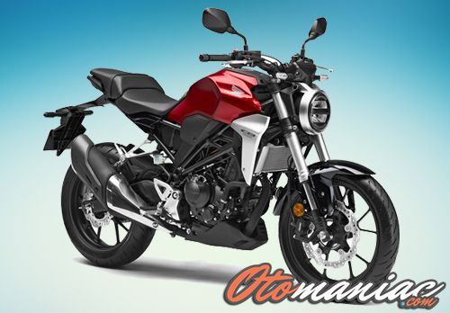 Harga Honda CB250R