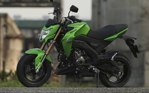 Harga Kawasaki Z125 Pro