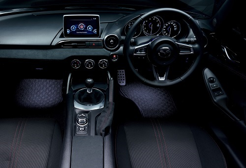 Interior All New Mazda Mx-5 RF
