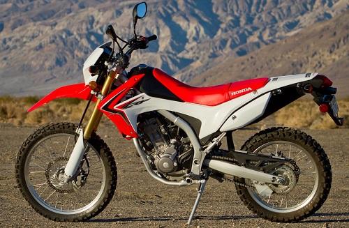 Motor Trail Honda CRF150F