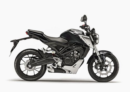 Review Honda CB125R