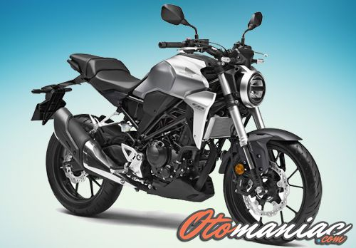 Review Honda CB250R
