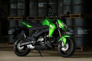 Review Kawasaki Z125 Pro