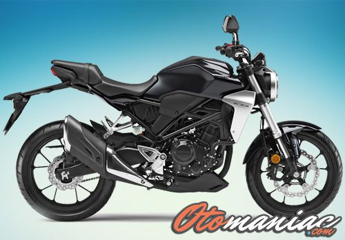 Review Motor Honda CB300R