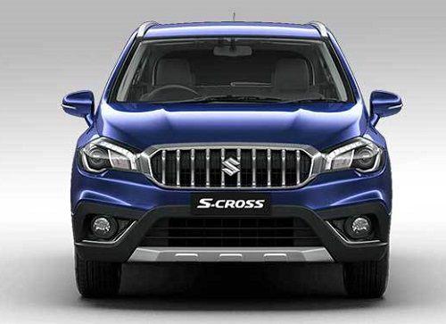 Review Suzuki SX4 S-Cross