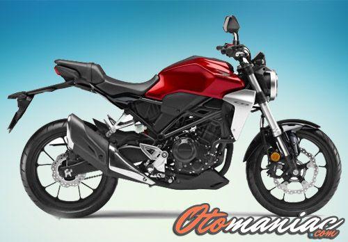 Spesifikasi Honda CB300R