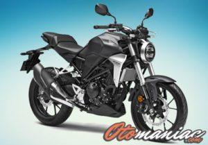 Spesifikasi dan Harga Honda CB250R